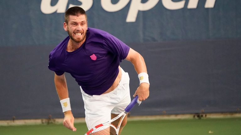 Cameron Norrie was blasted off the court by the brilliant Carlos Alcaraz