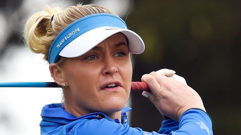 Charley Hull has featured in every Solheim Cup since making her debut, as a 17-year-old, in the 2013 contest