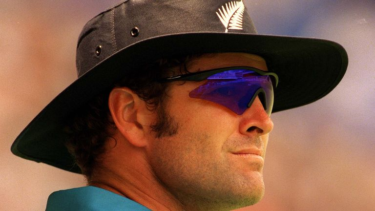 Chris Cairns played 62 Tests, 215 one-day internationals and two T20 internationals for New Zealand between 1989 and 2006