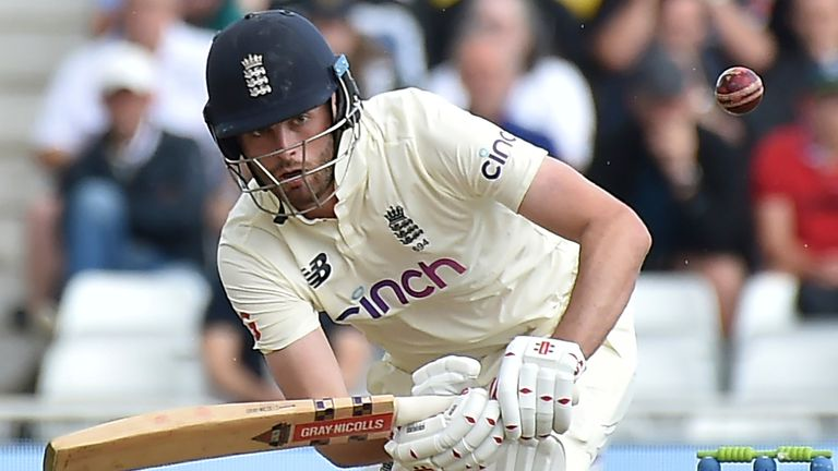 Dom Sibley missed out on England's Ashes squad but is included in the Lions group that will travel with Joe Root's side