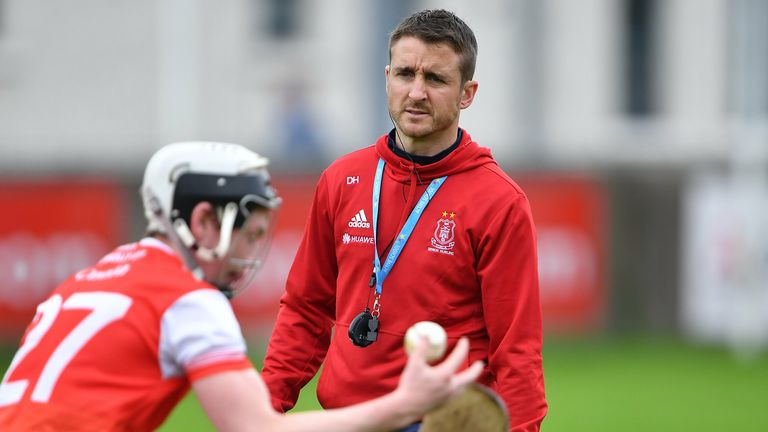 Herity worked with Dublin club side Cuala in 2020