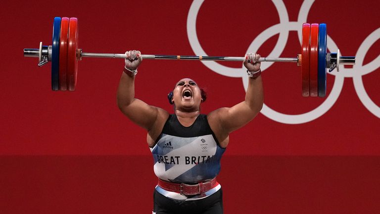 Black History Month: Weightlifter Emily Campbell reflects on her journey to making GB Olympic history |  Olympic News