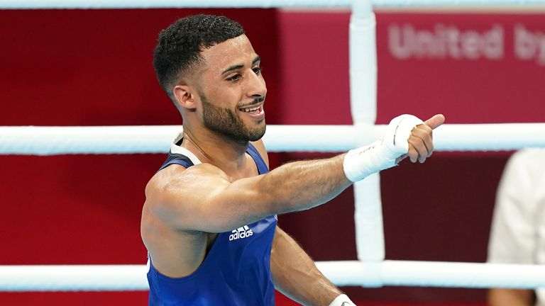 Galal Yafai won Team GB's first boxing gold of the Games