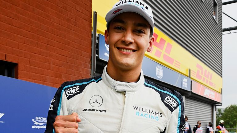 Former F1 world champion Damon Hill says George Russell deserves his move to Mercedes after signing a long-term contract with the team to partner Lewis Hamilton from next season