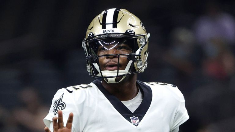 Jameis Winston endured a difficult Week Two with the New Orleans Saints after throwing for five touchdowns last Sunday