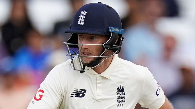 Joe Root is now second on England's list of all-time run-scorers in Test cricket, behind only Sir Alastair Cook