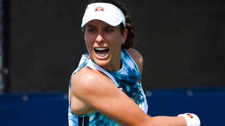Johanna Konta withdraws from National Bank Open in Montreal, handing Coco Gauff a walkover    Tennis News
