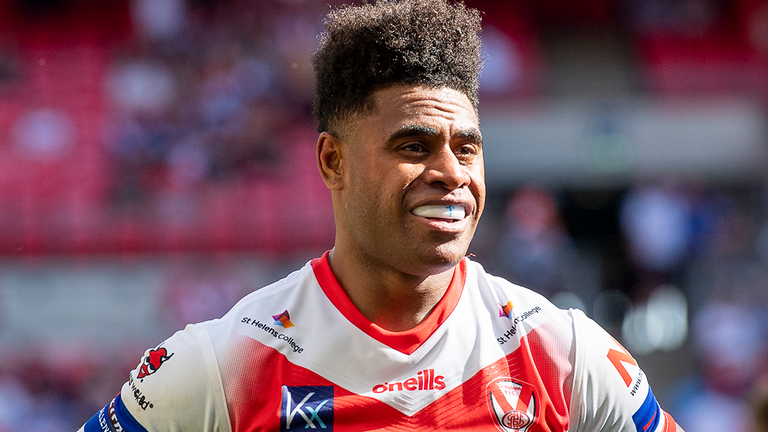 Kevin Naiqama: St Helens centre to leave at end of the season and return to