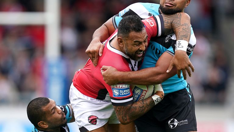 Krisnan Inu kicked seven from seven attempts at goal