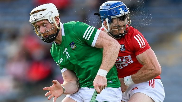 Limerick and Cork face off for the All-Ireland title
