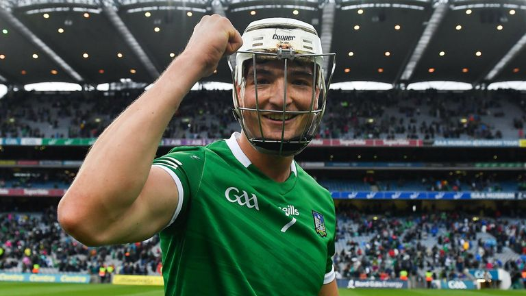 Kyle Hayes has been one of Limerick's top performers this summer