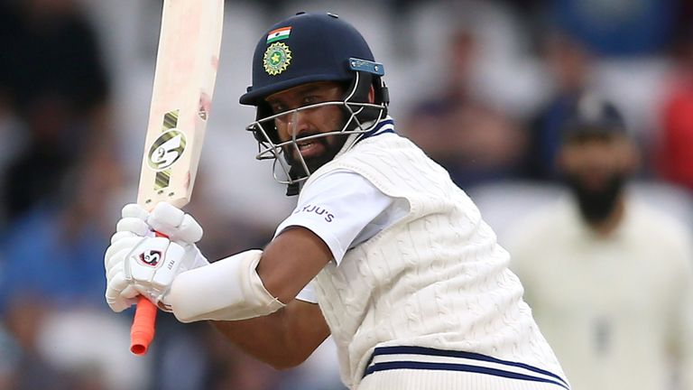 Cheteshwar Pujara enjoyed a welcome return to form, and is just nine runs away from registering a 19th Test century