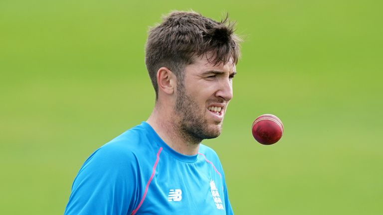 Craig Overton is competing with Saqib Mahmood to replace the injured Mark Wood in Leeds