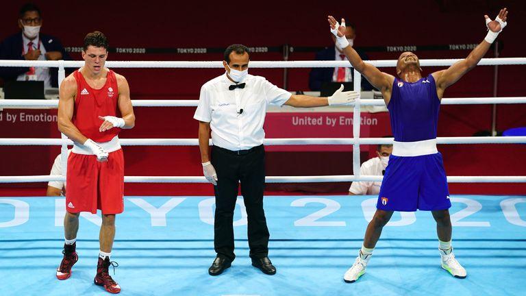 Roniel Iglesias is named winner against Pat McCormack
