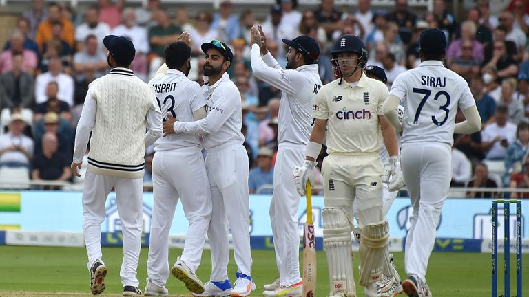 Silverwood has conceded that time is running out for his top order batsmen to prove themselves, after another disappointing display at Trent Bridge
