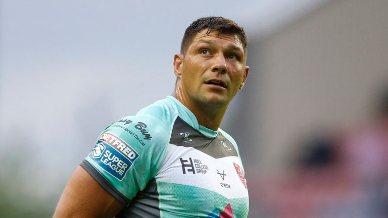 Ryan Hall was injured during their win against Cas