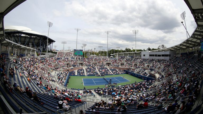 Spectators will be required to show proof of a COVID-19 vaccine in order to attend the US Open