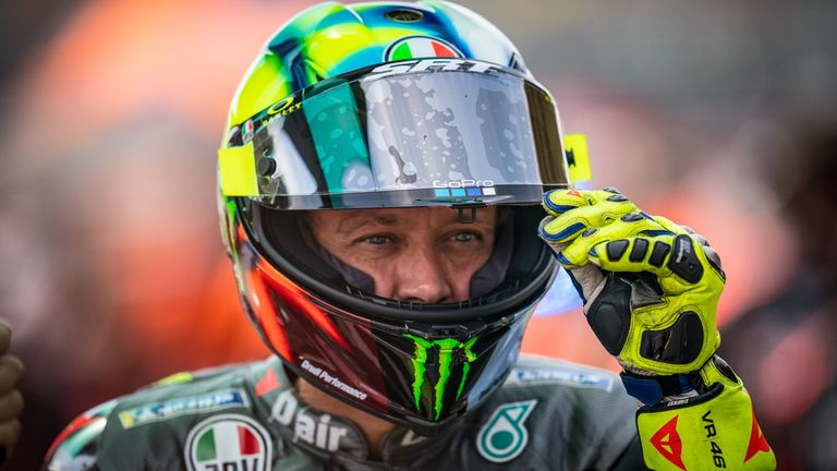 Valentino Rossi has announced he will retire from MotoGP at the end of the season