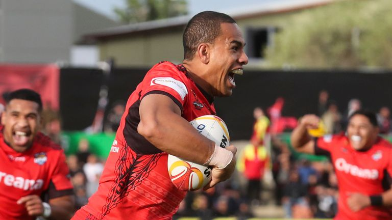 Will Hopoate will join St Helens on a two-year contract in 2022