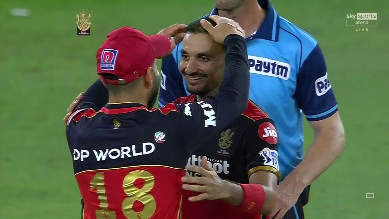IPL: Harshal Patel takes a hat-trick as RCB inflict a third straight defeat on defending champions Mumbai