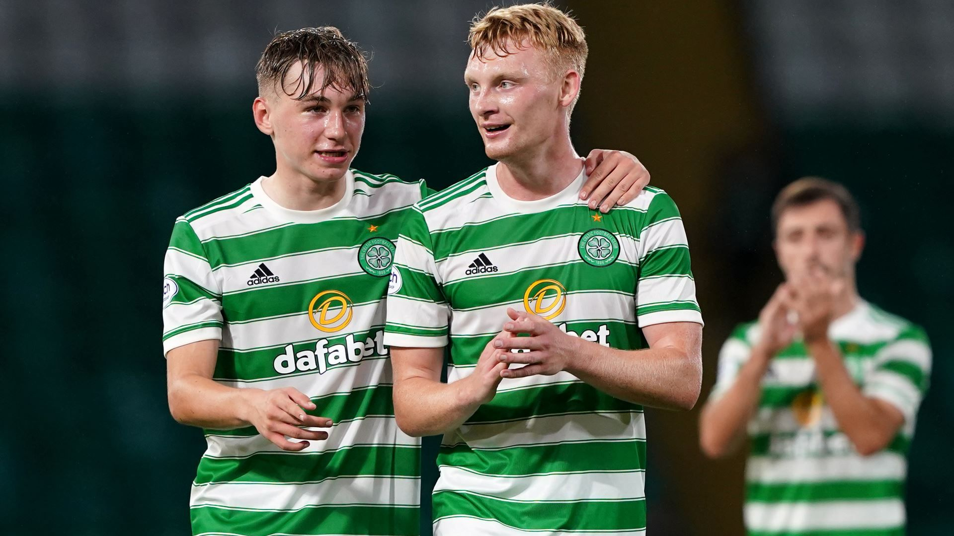 Jota hits first Celtic goal in cup win over Raith