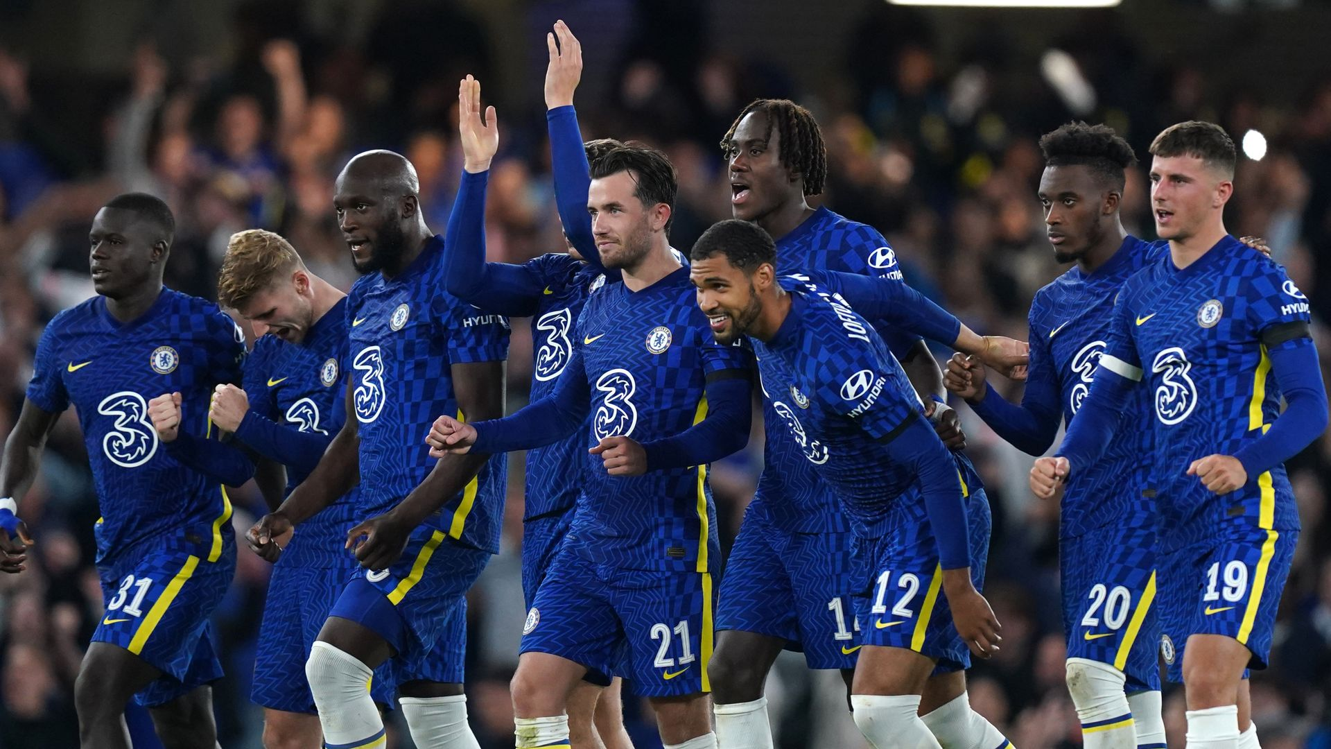 Chelsea edge Villa on pens to reach round four