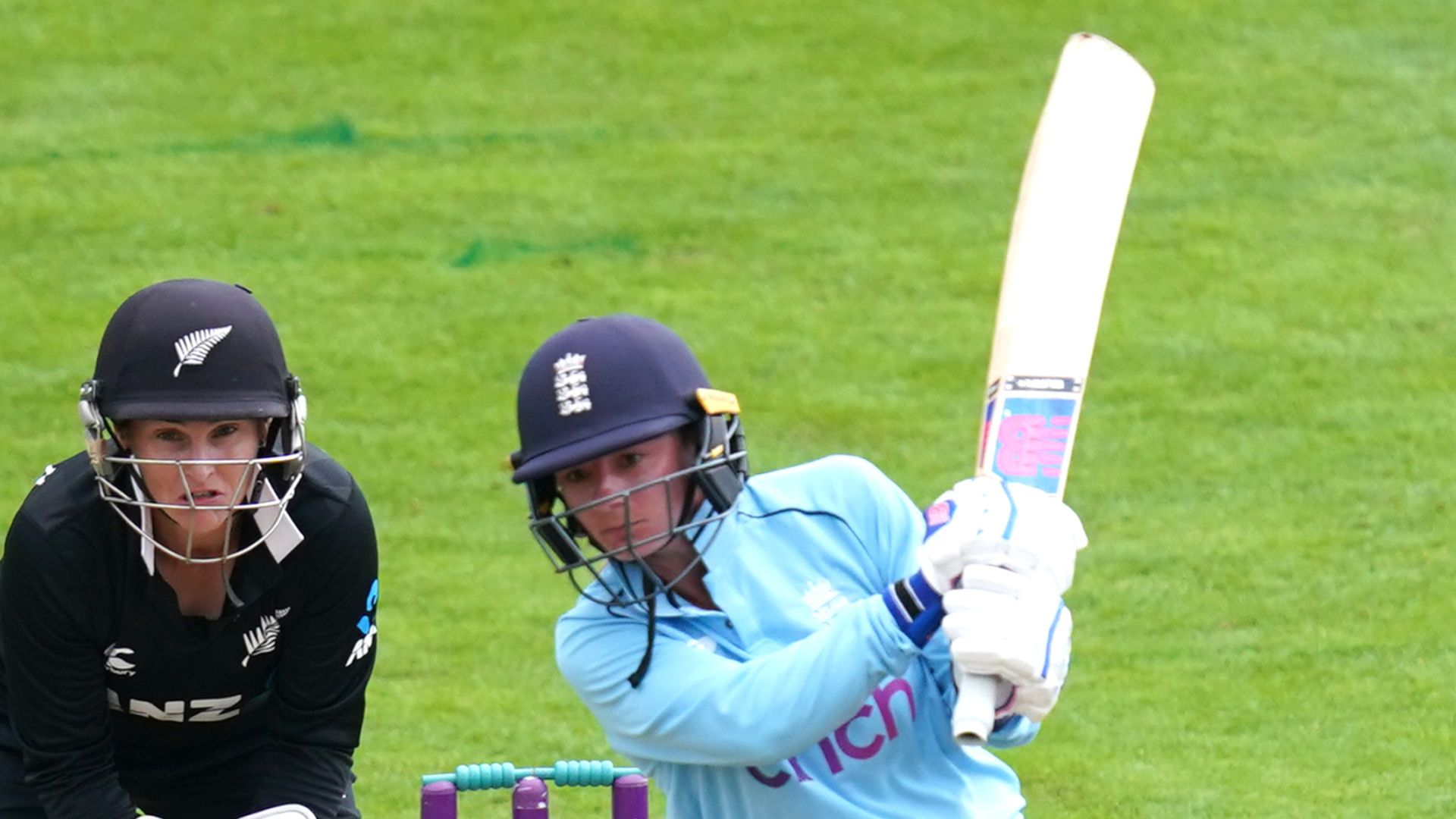 Wyatt targets more after playing 200th England game