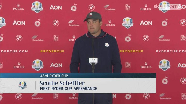 Scottie Scheffler paid tribute to his Ryder Cup teammate Bryson DeChambeau and explains why some of the perceptions about him are unfair