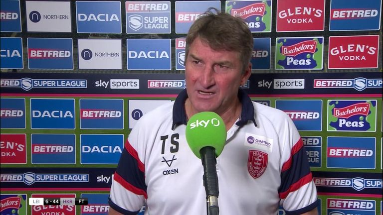 Tony Smith is hopeful the win over Leigh will give his Hull KR side a boost ahead of next week's game against Castleford