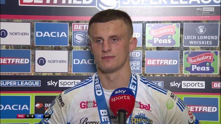 Match Report – Wigan 0 – 8 Leeds