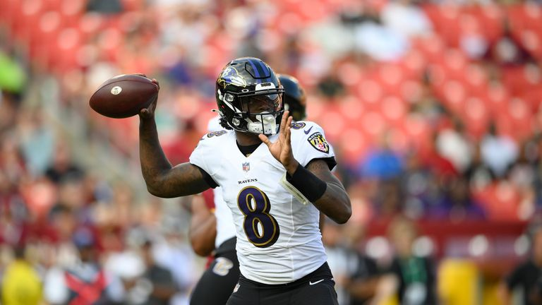 Baltimore Ravens tight end Mark Andrews discusses 'what makes Lamar Jackson special' ahead of the upcoming NFL season