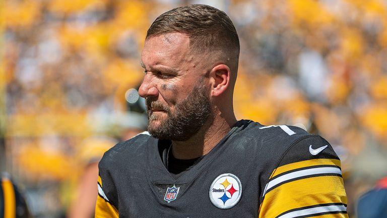 Pittsburgh Steelers quarterback Ben Roethlisberger has struggled through the first three weeks of the season