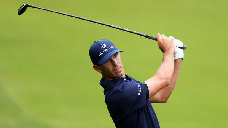 Billy Horschel claimed a one-shot victory at Wentworth