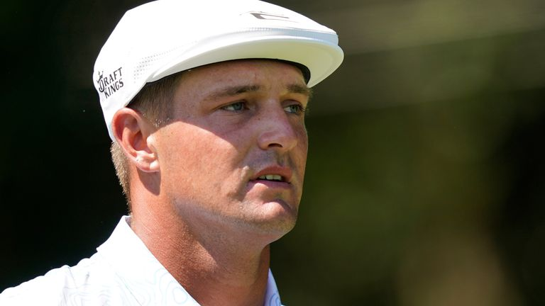 Bryson DeChambeau is set to make his second Ryder Cup appearance