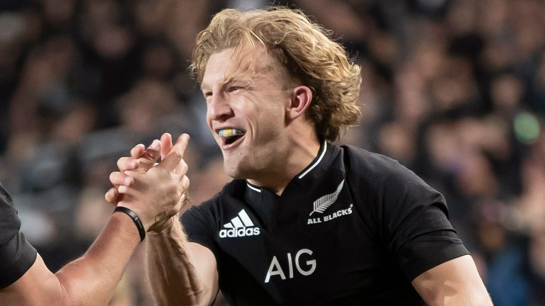Damian McKenzie has been named start at No 10 for just the second time ever, with Beauden Barrett on the bench