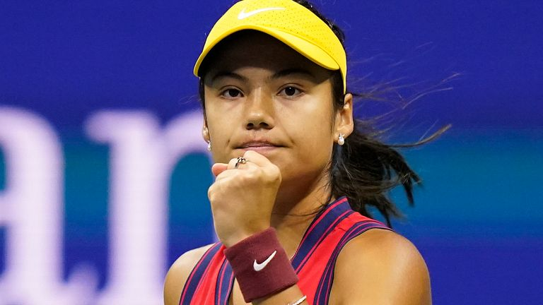 Emma Raducanu: US Open champion now 23rd in the world tennis rankings    Tennis News