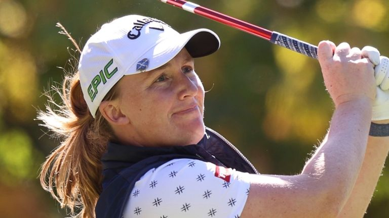Gemma Dryburgh shares the early lead after a 68