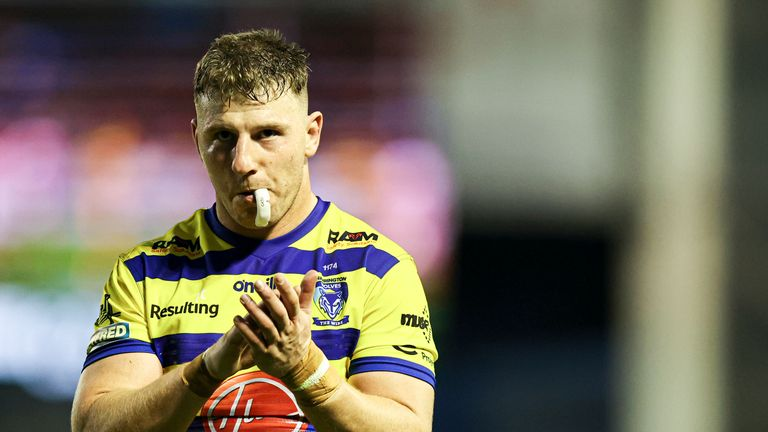 The signing of George Williams by Warrington was a big statement from the club
