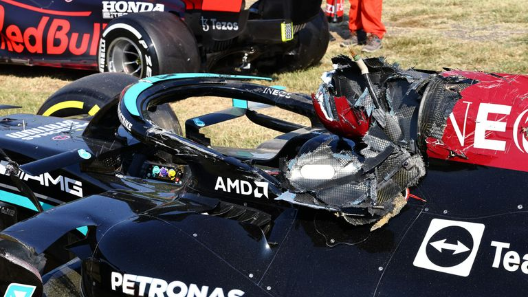 Martin Brundle: Analysing Lewis Hamilton and Max Verstappen's latest clash and McLaren's triumph Martin Brundle: Analysing Lewis Hamilton and Max Verstappen's latest clash and McLaren's triumph skysports hamilton verstappen 5510805