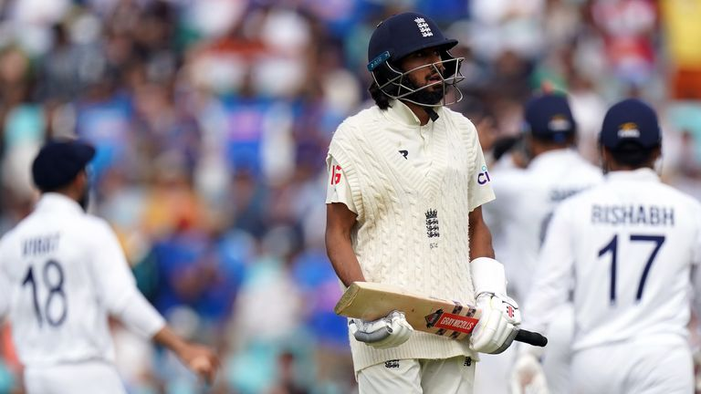 Former England assistant coach Paul Farbrace says Joe Root's side 'lack a killer instinct' after losing the fourth Test