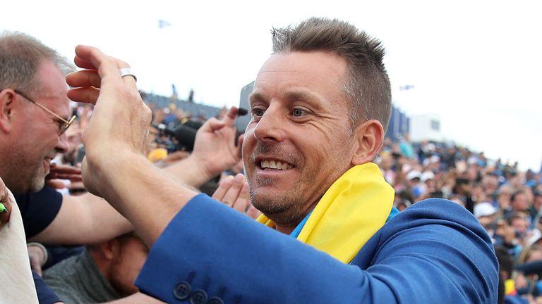 Henrik Stenson has appeared in Europe's last three Ryder Cup teams