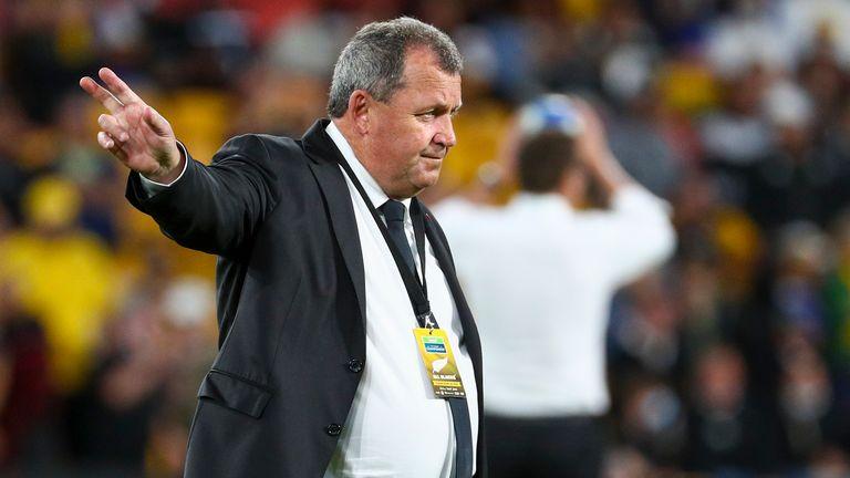 L'entraîneur-chef des All Blacks Ian Foster a pu rappeler une série de partants clés