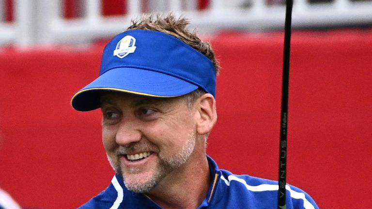 Poulter is set to make his seventh Ryder Cup appearance for Europe
