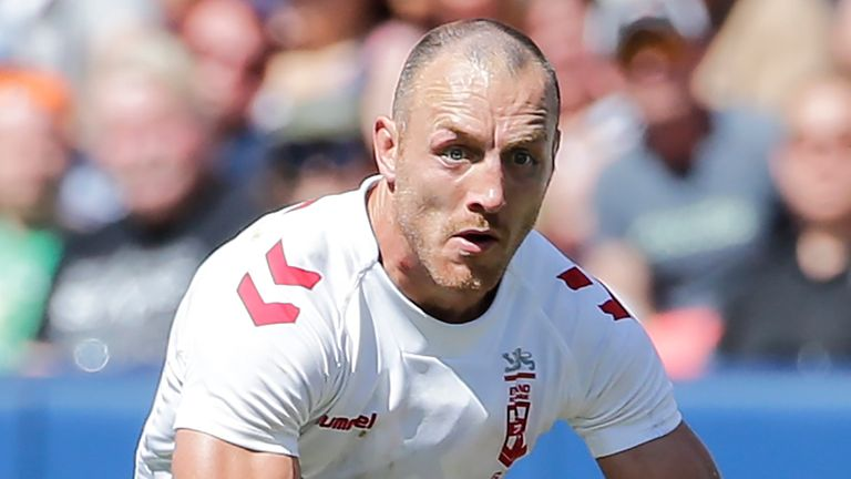 England and Great Britain hooker James Roby has announced his international retirement