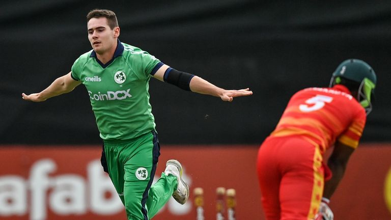 Ireland beat Zimbabwe to draw 1-1 in ODI series as Brendan Taylor's international career ends in defeat |  Cricket News