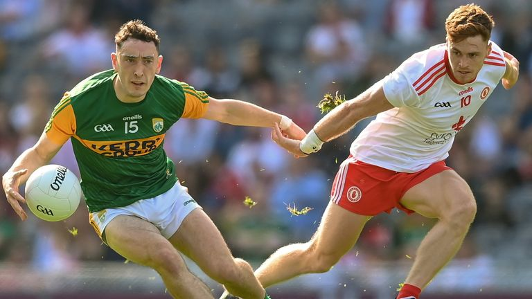 Paudie Clifford and Conor Meyler both enjoyed fine campaigns