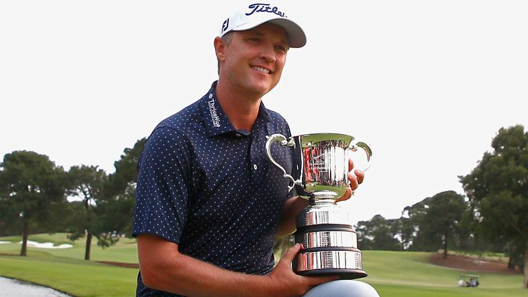Matt Jones is the reigning Australian Open champion from its last staging in 2019