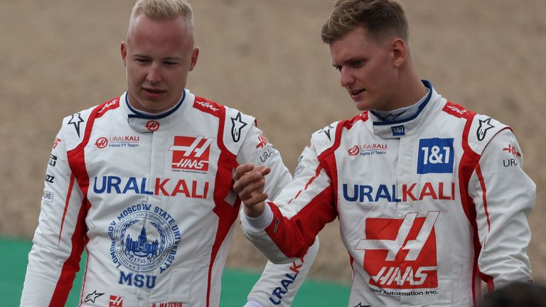Formula 1: Haas confirms Mick Schumacher and Nikita Mazepin for the 2022 season