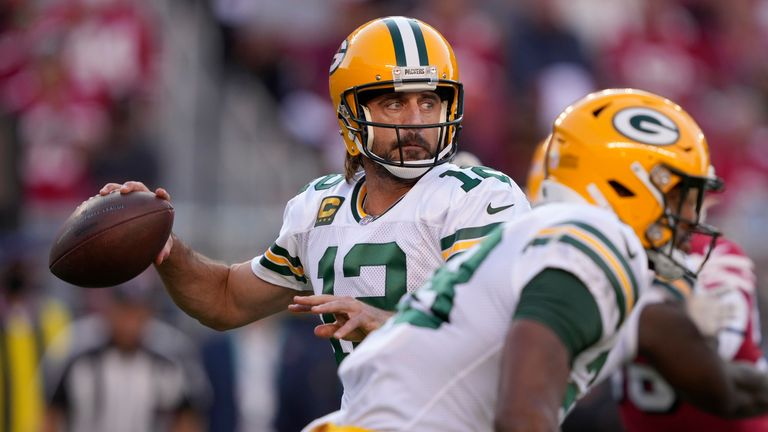 Will Blackmon takes a closer look at Aaron Rodgers' game-winning drive for the Green Bay Packers against the San Francisco 49ers on Inside The Huddle