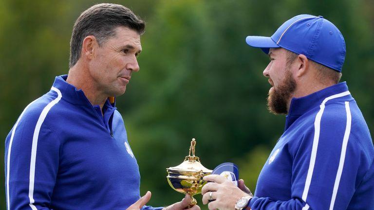Avec qui Padraig Harrington s'associera-t-il pour la séance d'ouverture de la Ryder Cup ?  Andrew Coltart et Nick Dougherty prédisent qui figurera dans les quatuors de vendredi
